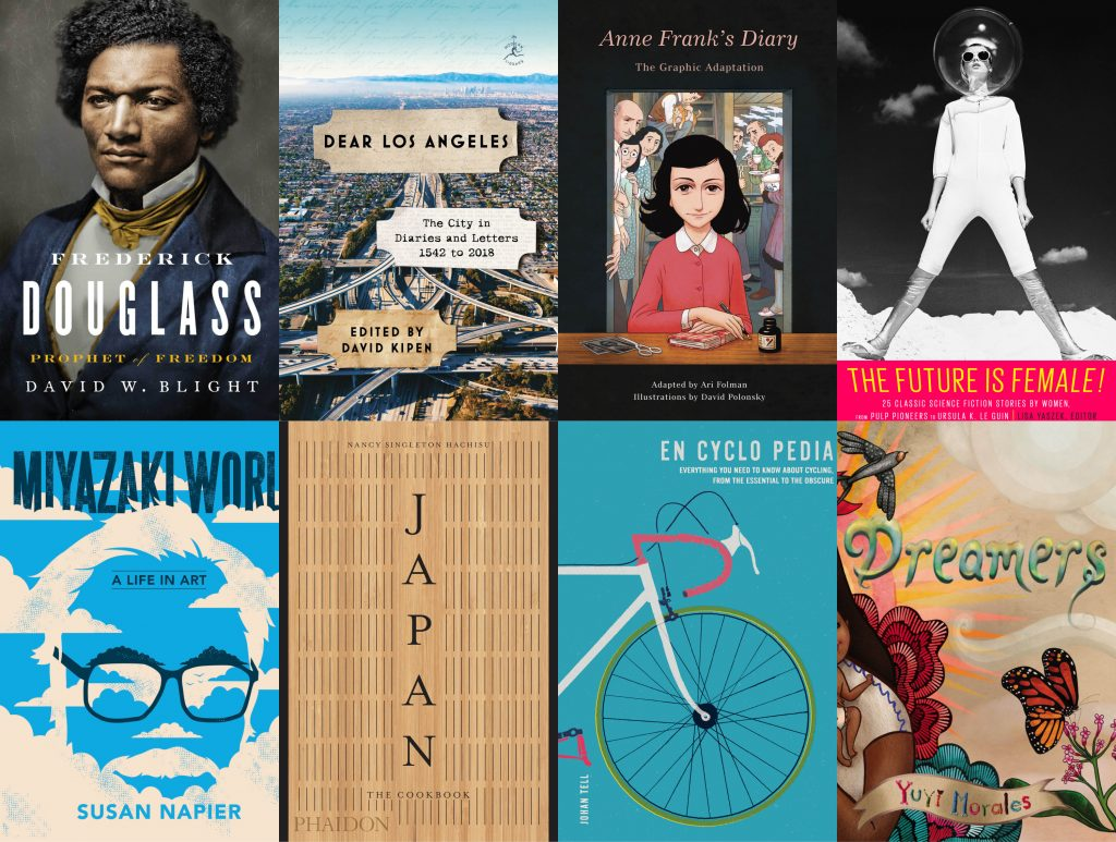 Holiday gift guide: novels, memoirs, cookbooks and more