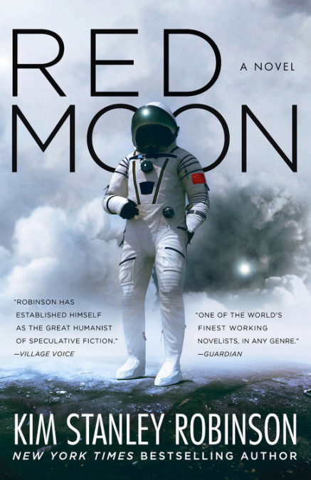 To the moon and beyond: New science fiction books reviewed