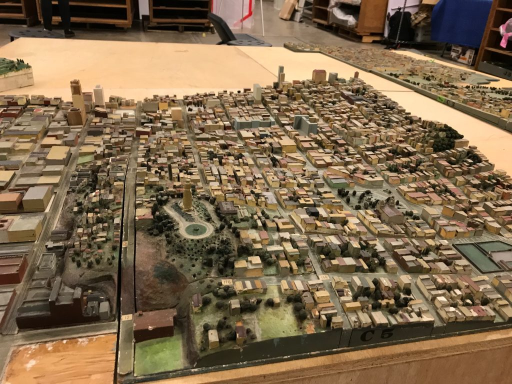 San Francisco Scale Model Finally Home After 77 Year
