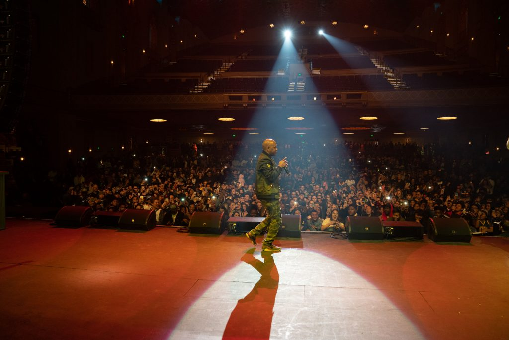 Image result for Free Party At Fox Theater In OaklandThrown By Curry
