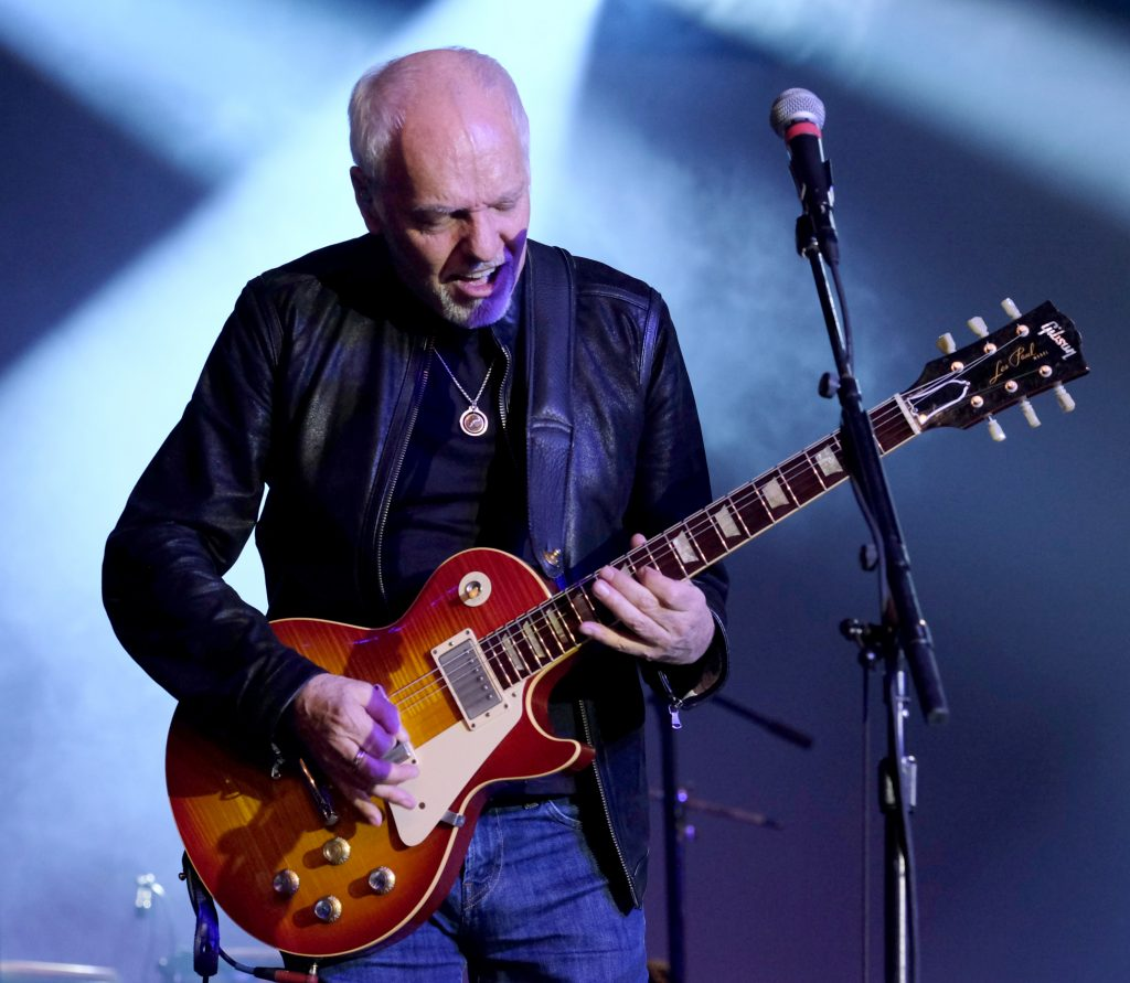 Peter Frampton has rare muscle disease, will play last tour