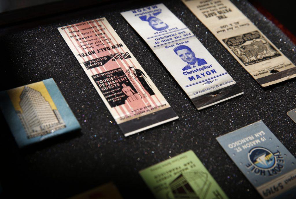 Corner Exhibition Stands Election : Through the ephemeral tenderloin museum explores neighborhoods