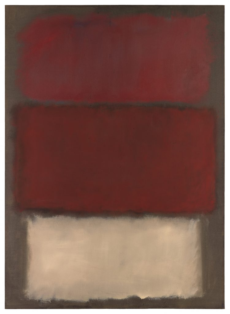 SFMOMA Rothko painting sells for $50.1 million