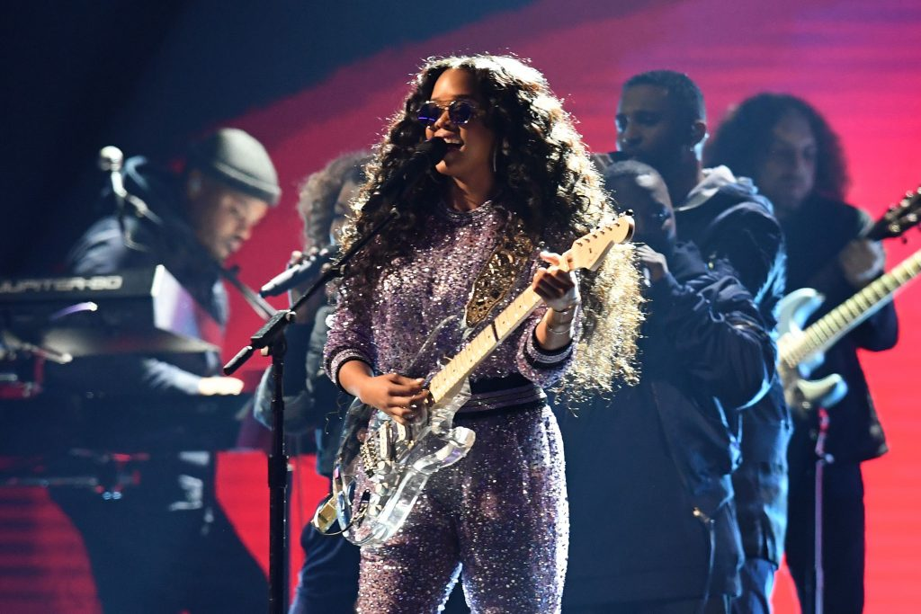 Vallejo singer H.E.R. takes home Grammys, brings audience to its ...