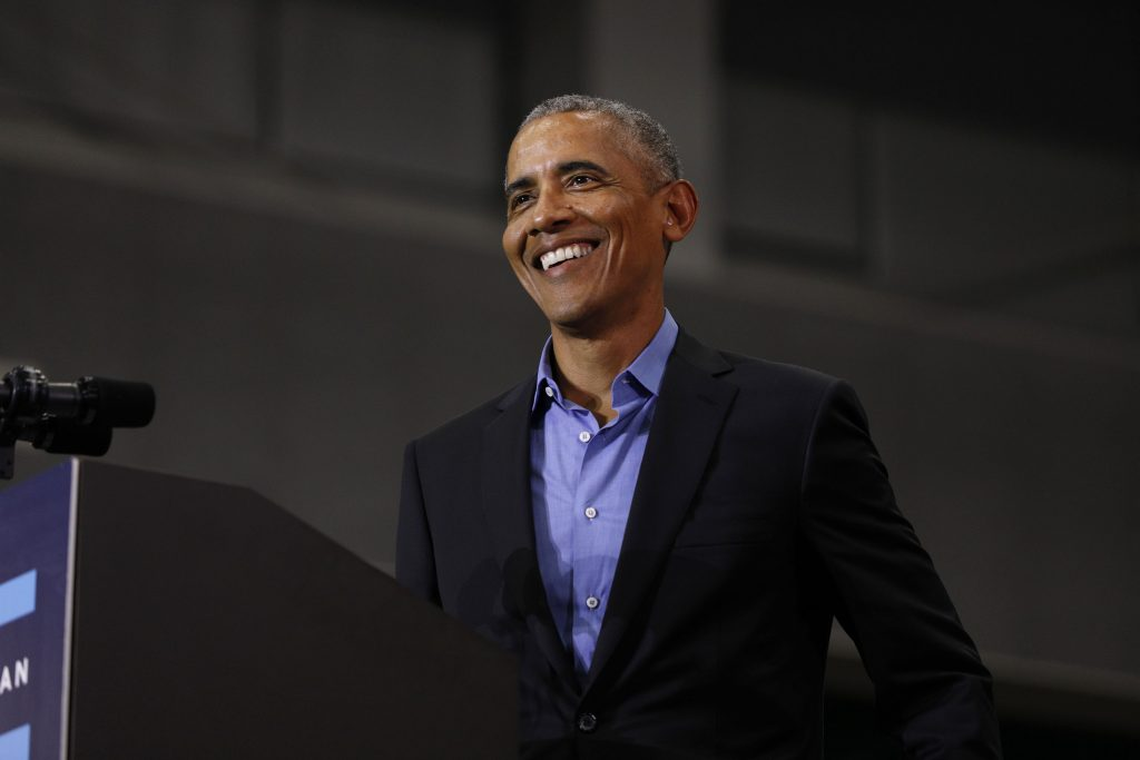 Obama shares reading list for Black History Month (on Presidents' Day) | Datebook