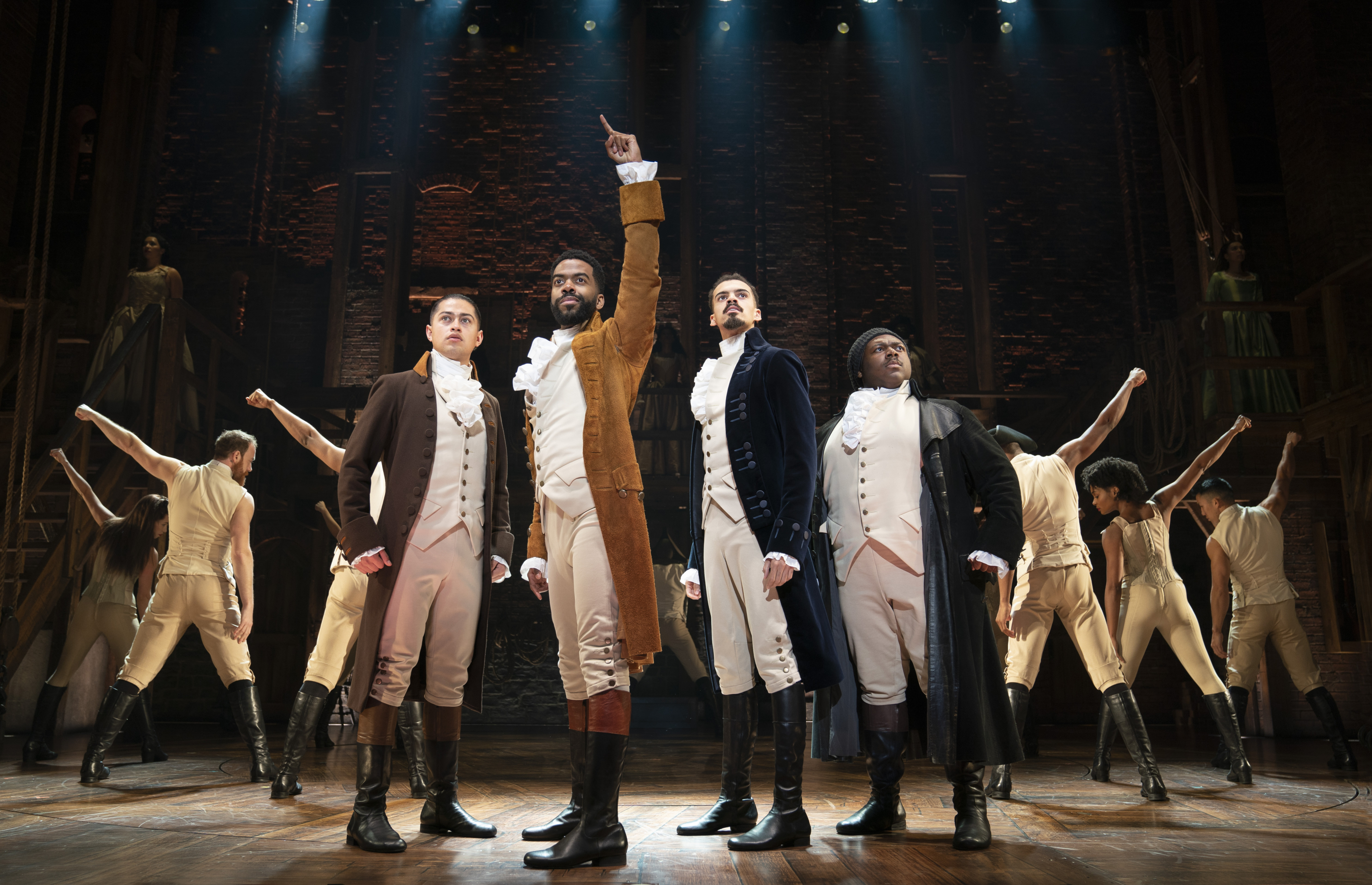Review: 'Hamilton' doesn't need your approval anymore | Datebook