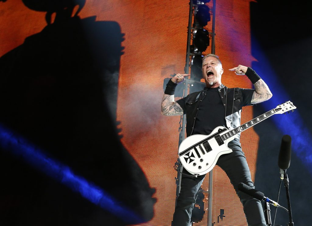 Metallica and SF Symphony team up for first concert at Warriors' new home | Datebook