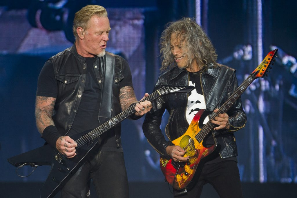 Metallica and SF Symphony team up for first concerts at