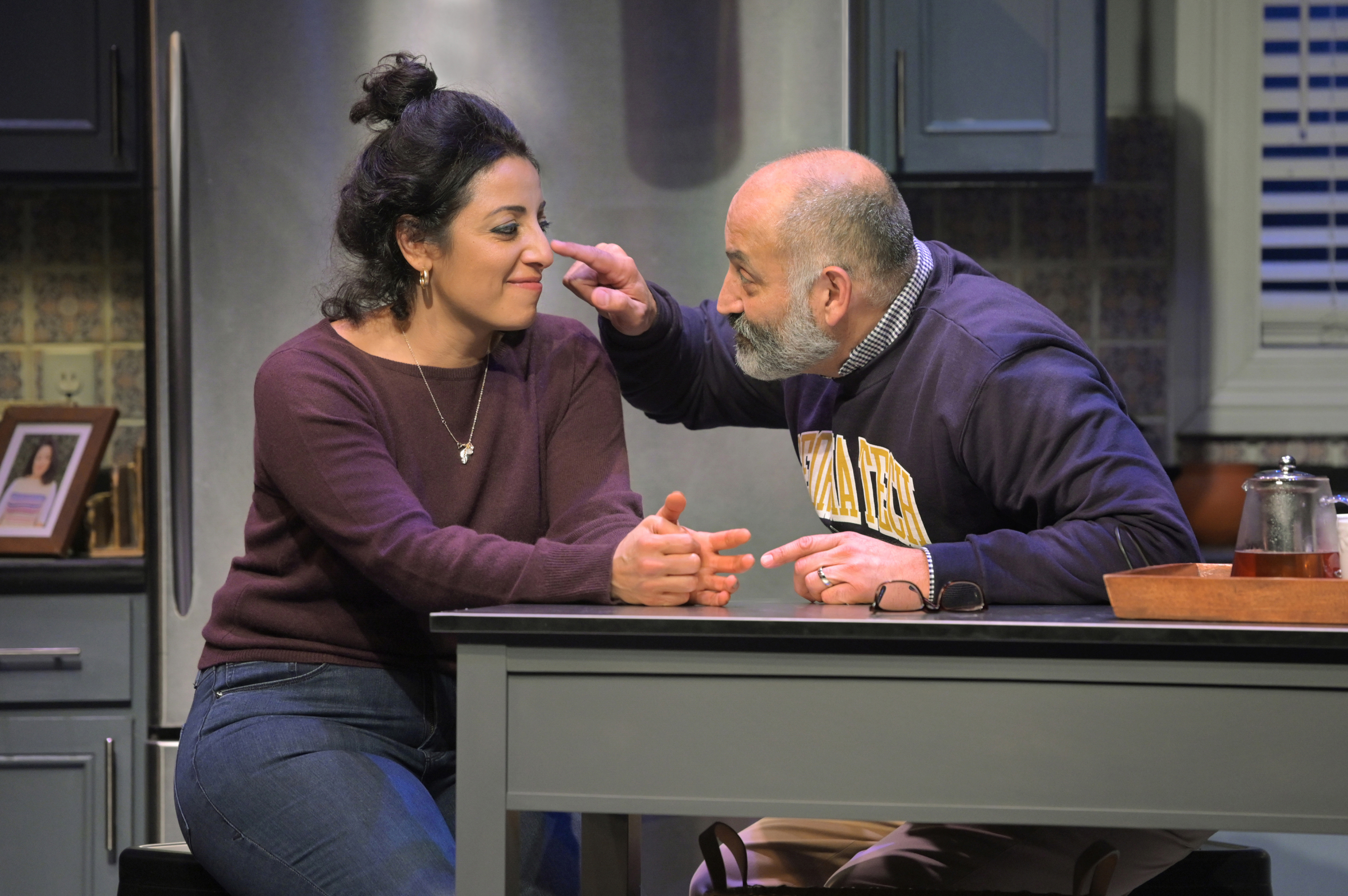 Review: MTC's 'The Who and the What' offers rare view of a Muslim