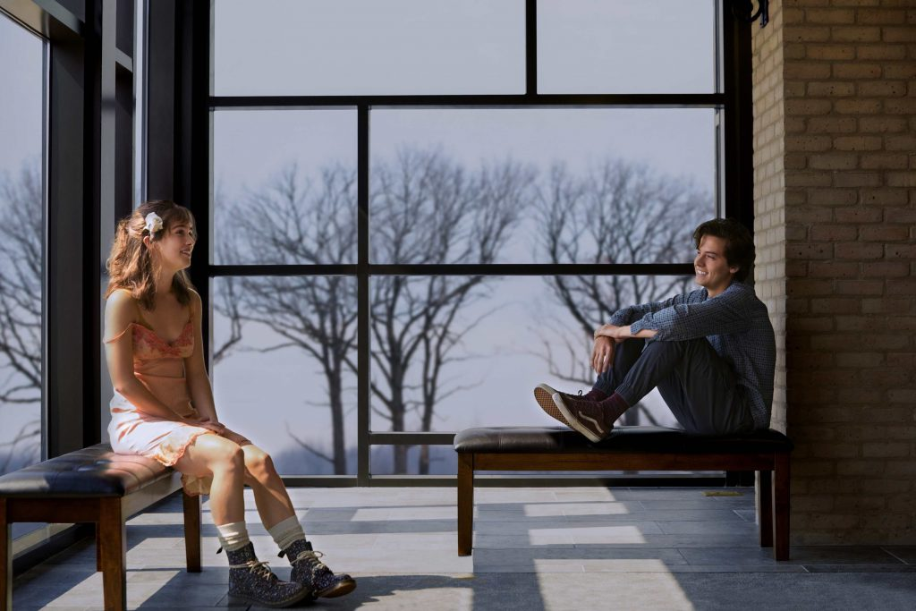 Review: 'Five Feet Apart' is a teen romance without the