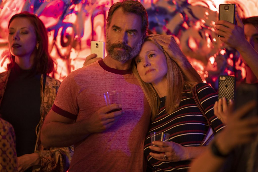 City Of Bones Recasting: Laura Linney Talks 'Tales,' Gay Icons And Her Friendship