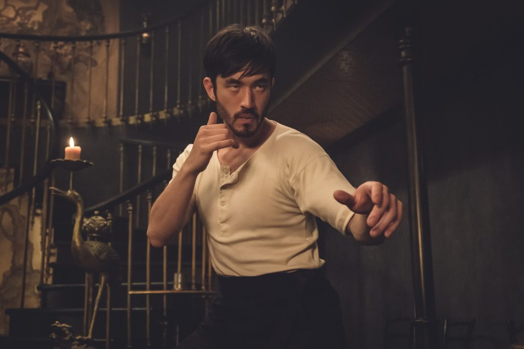 Warrior' is Bruce Lee's lost TV series set in SF's Chinatown