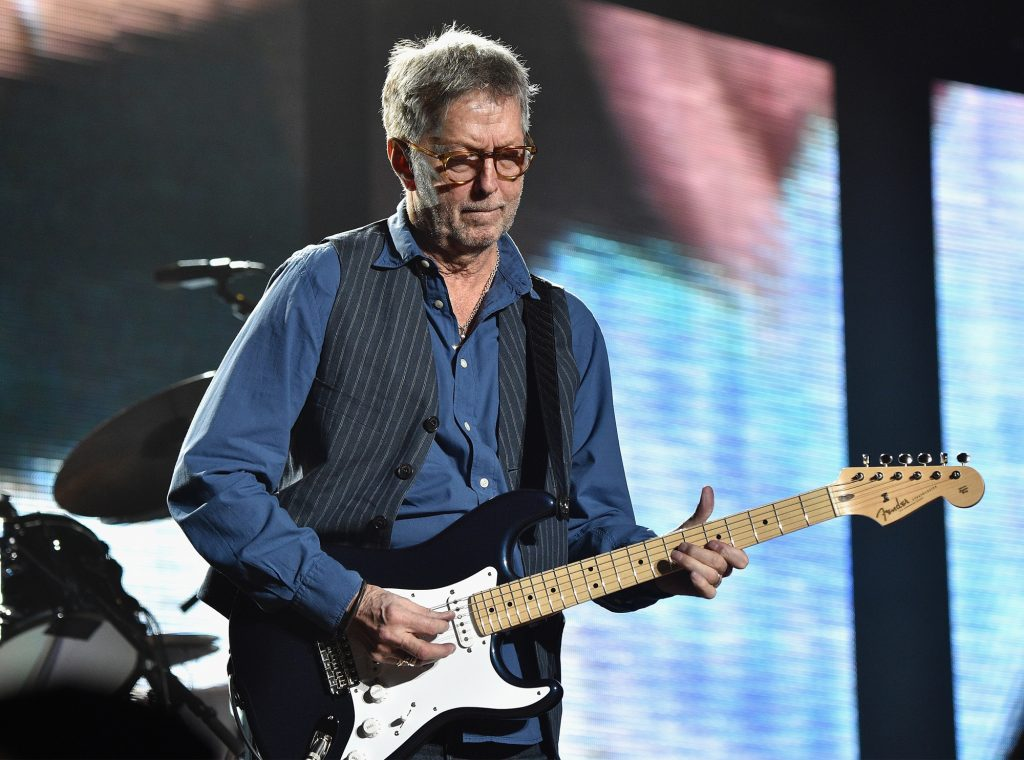 Eric Clapton Bucks Retirement Rumors Announces Limited Us Tour Including Show At Chase Center Datebook