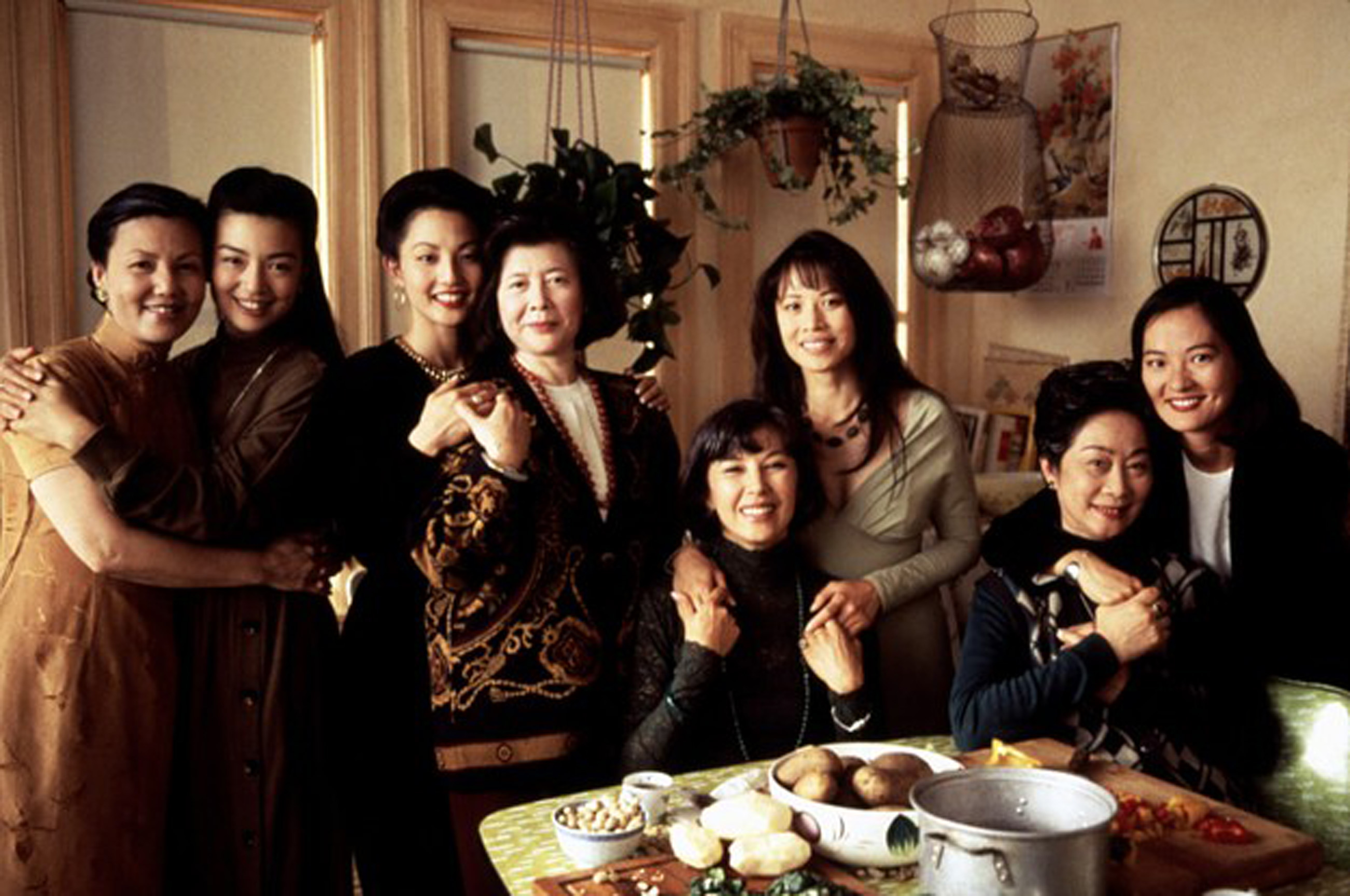 joy luck club movie analysis
