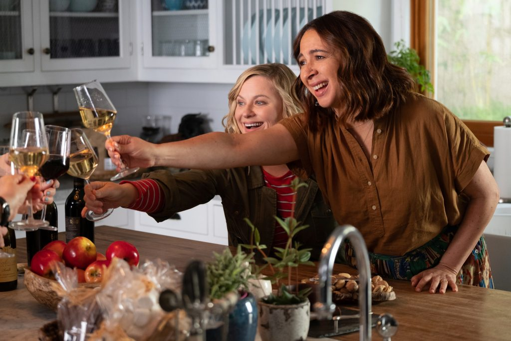 Amy Poehler's 'Wine Country' shows what's wrong with how