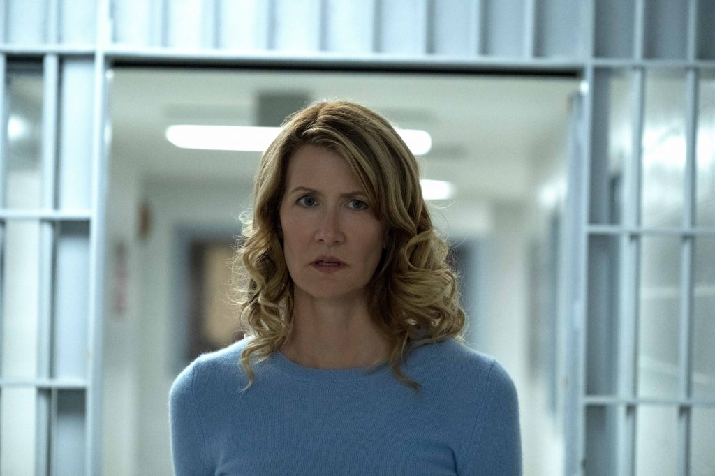 Laura Dern takes on life and death in Texas in 'Trial by
