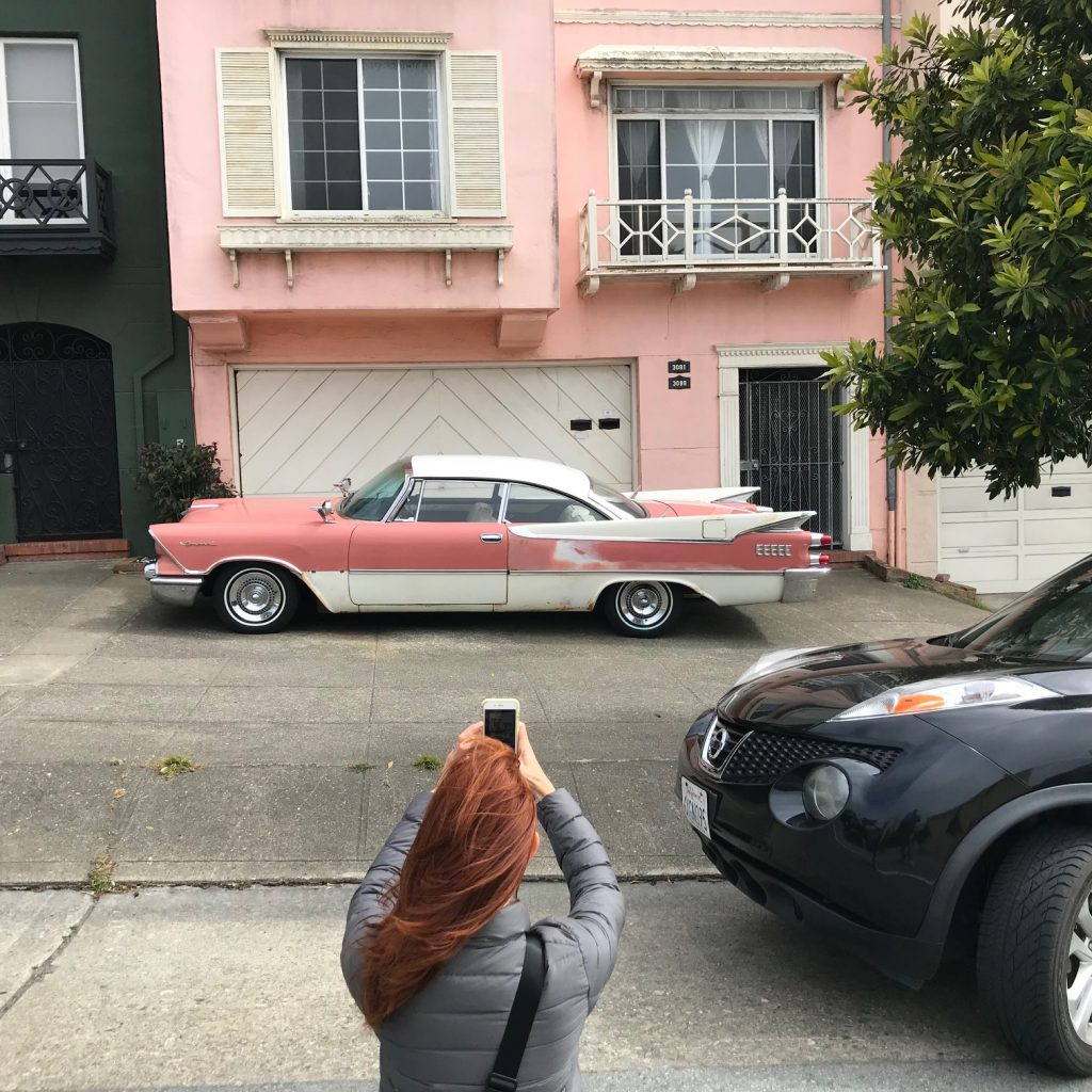 Instagrammer Rolls Parked Car Obsession Into Gallery Show Coffee