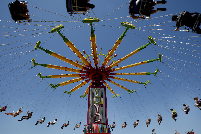 County Fair Sacramento 2020.Treats For Every Taste At Bay Area County Fairs Datebook
