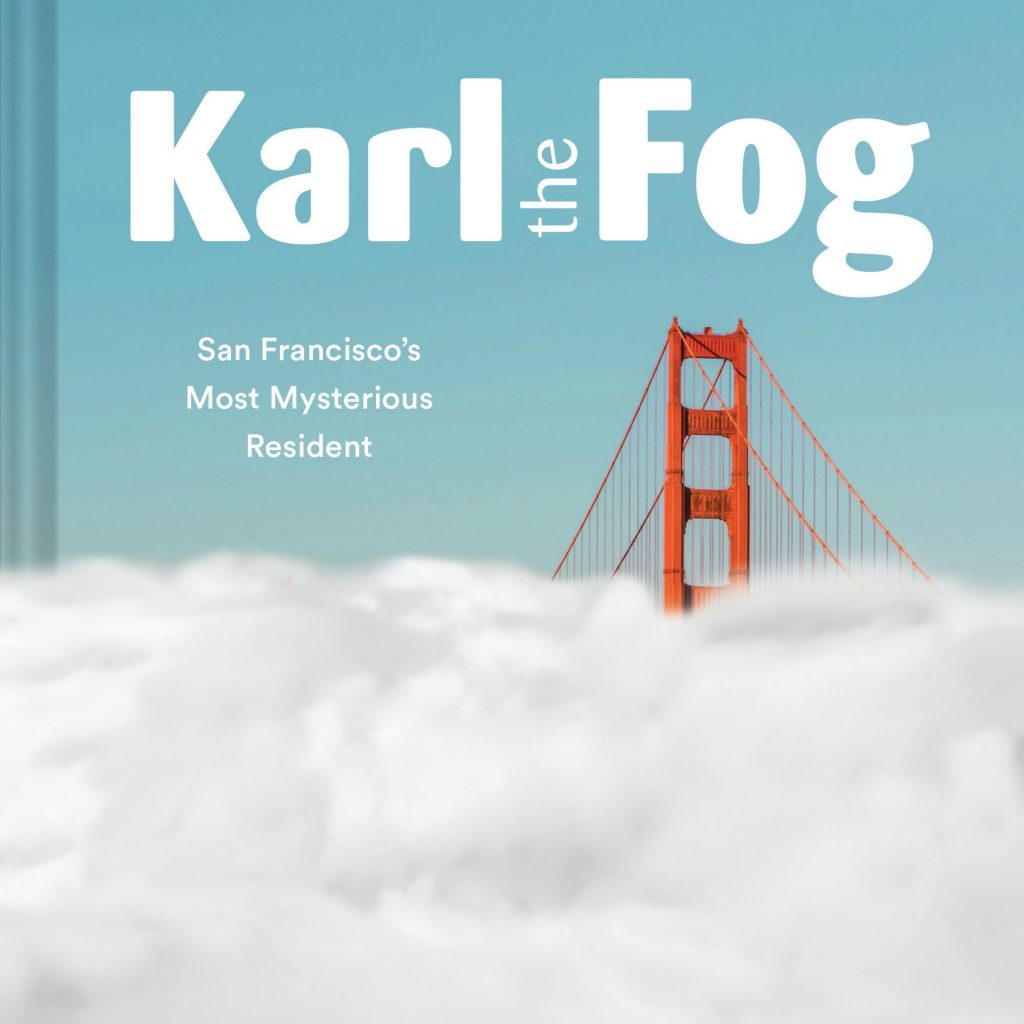 Karl the Fog, SF's mist-erious Twitter celebrity, talks