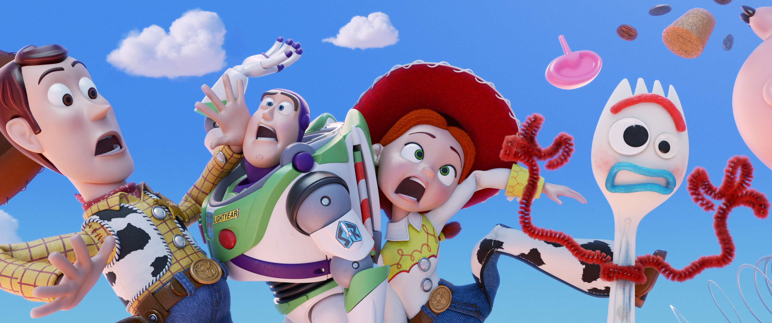 Review: 'Toy Story 4' a touching tale of purehearted beings in ...
