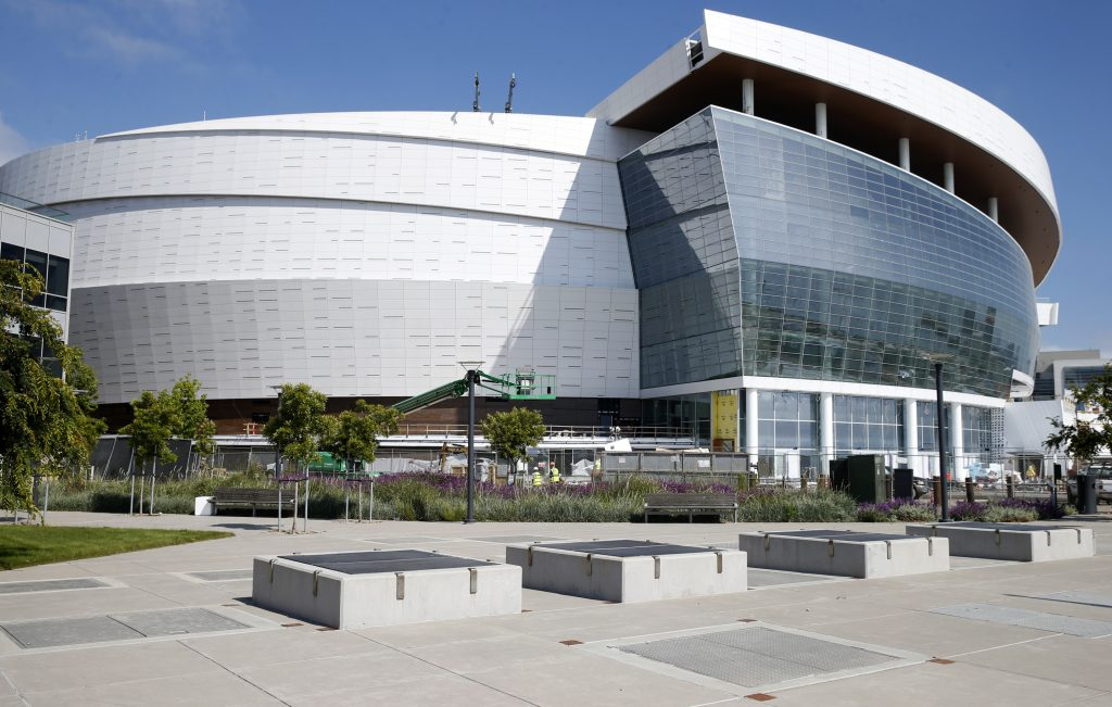 Warriors And Sfmoma Form Art Partnership For Chase Center