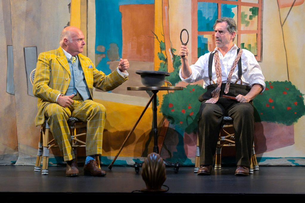 Review: Stampede to see ACT's 'Rhinoceros,' a reminder that trolls