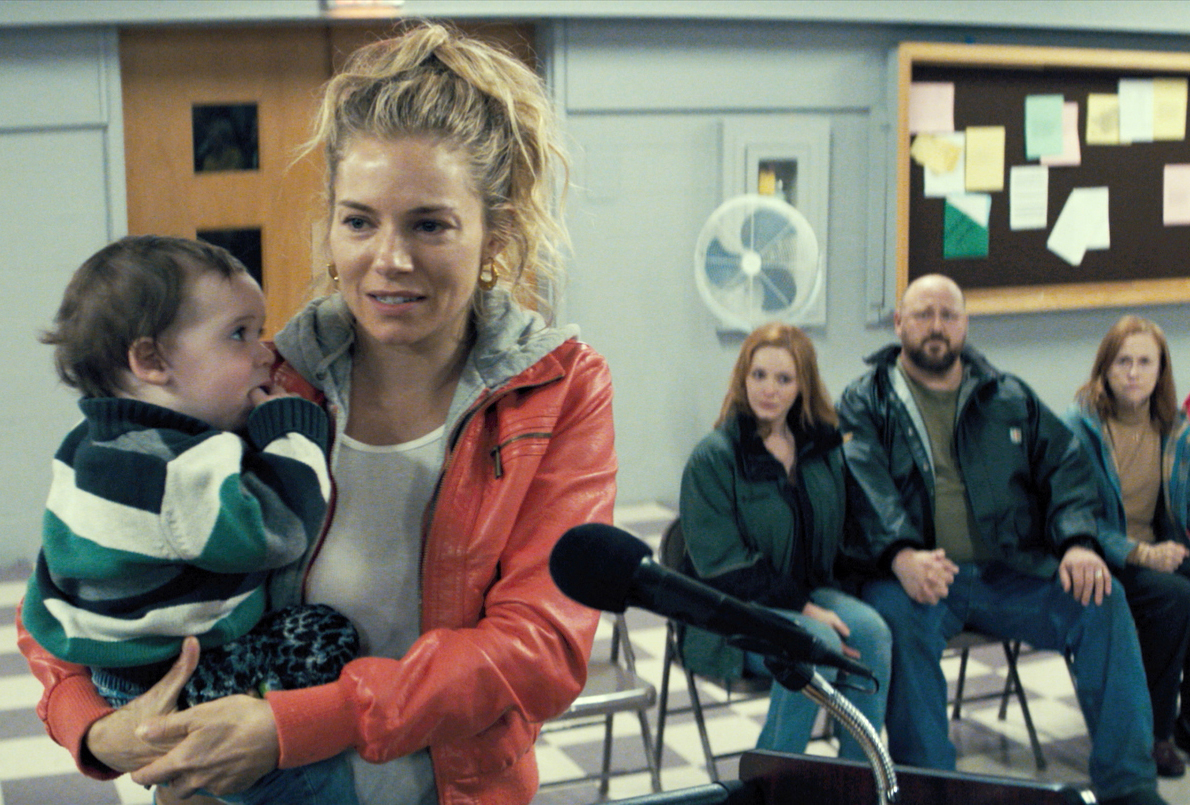 Review: Sienna Miller is too much in overwrought 'American