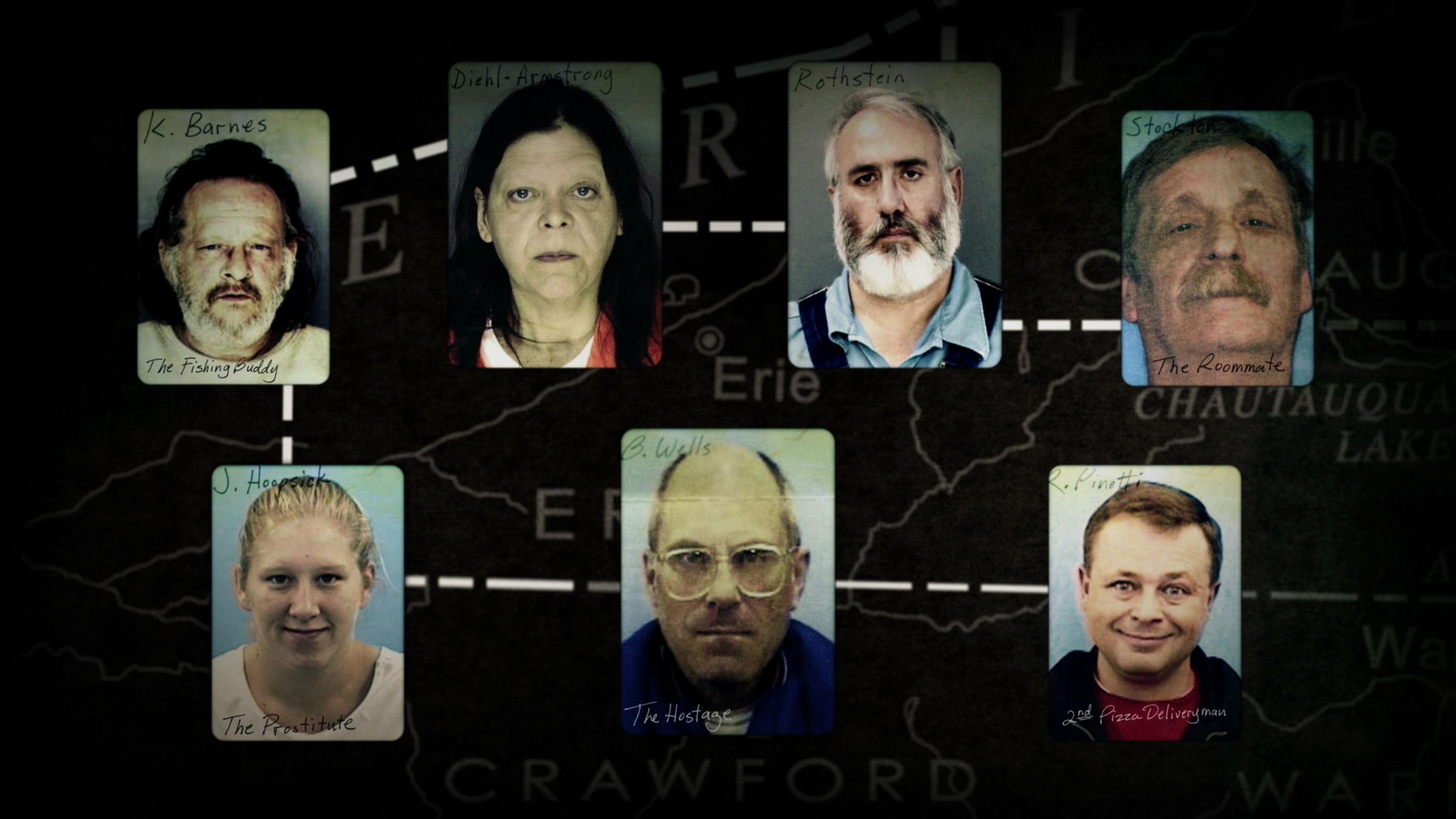 Netflix investing in bleakness with run on true crime series | Datebook