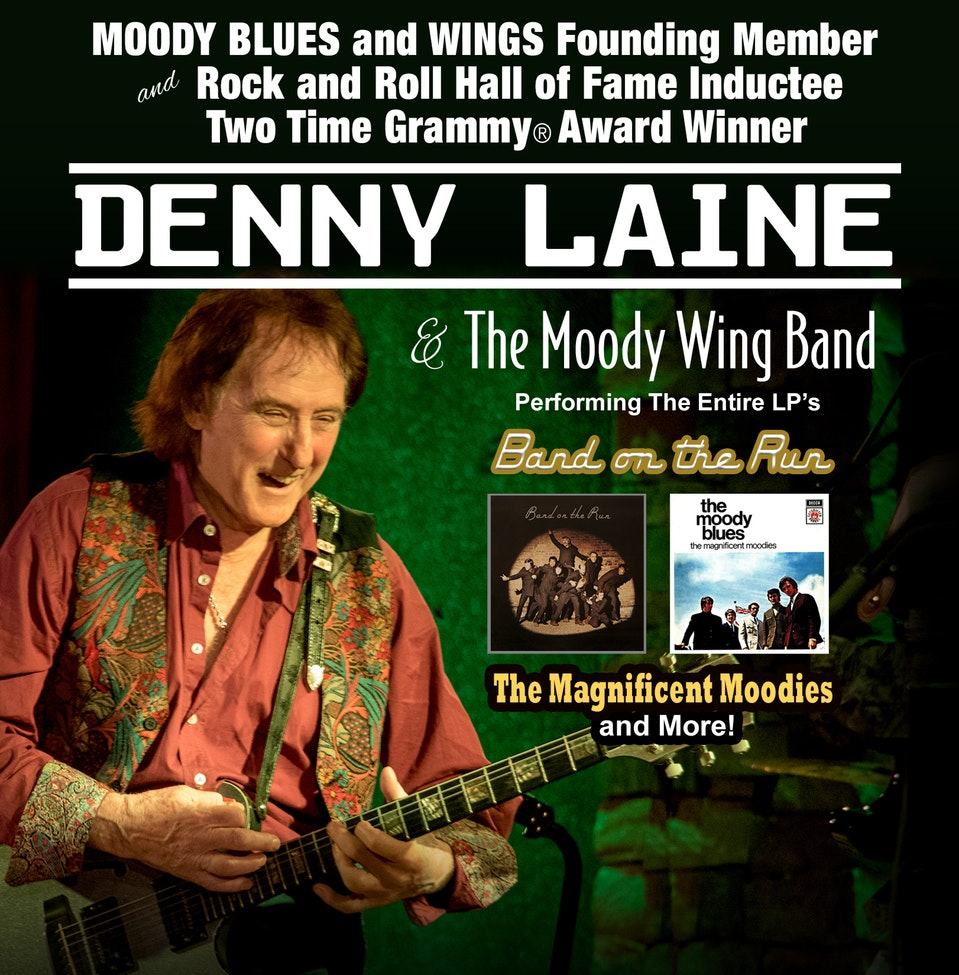 Denny Laine and the Moody Wings Band