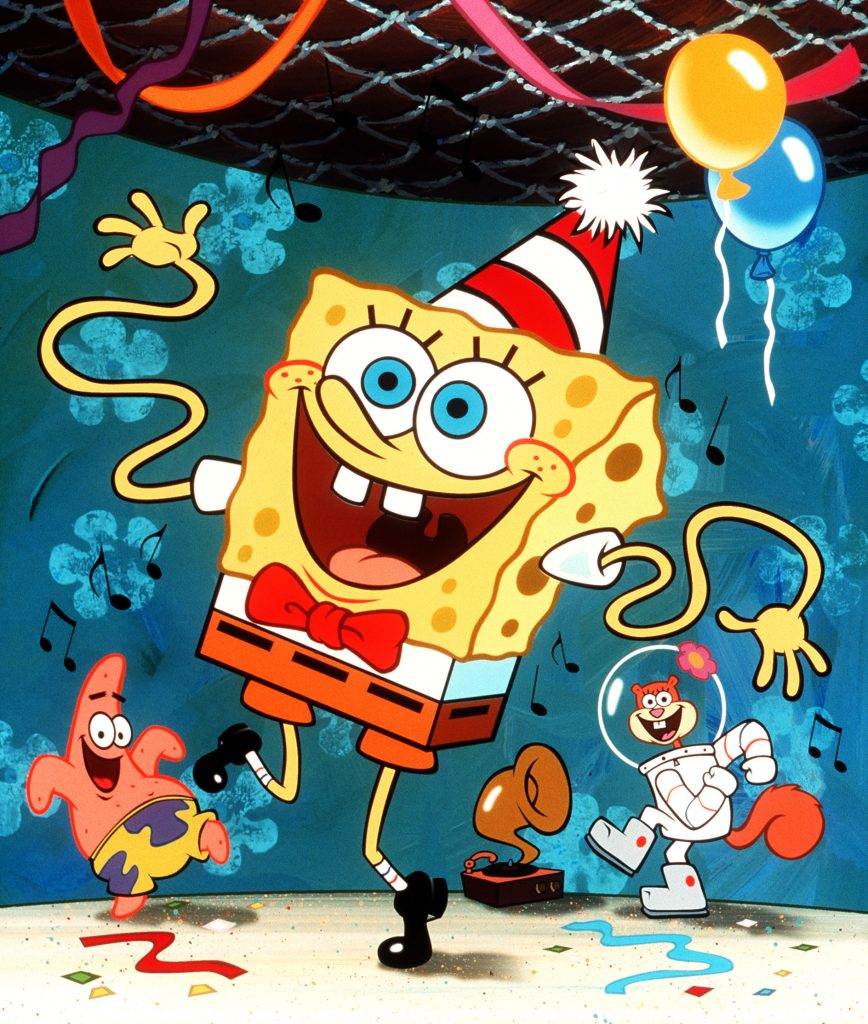 SpongeBob SquarePants: a 20th-birthday Millennial ode | Datebook