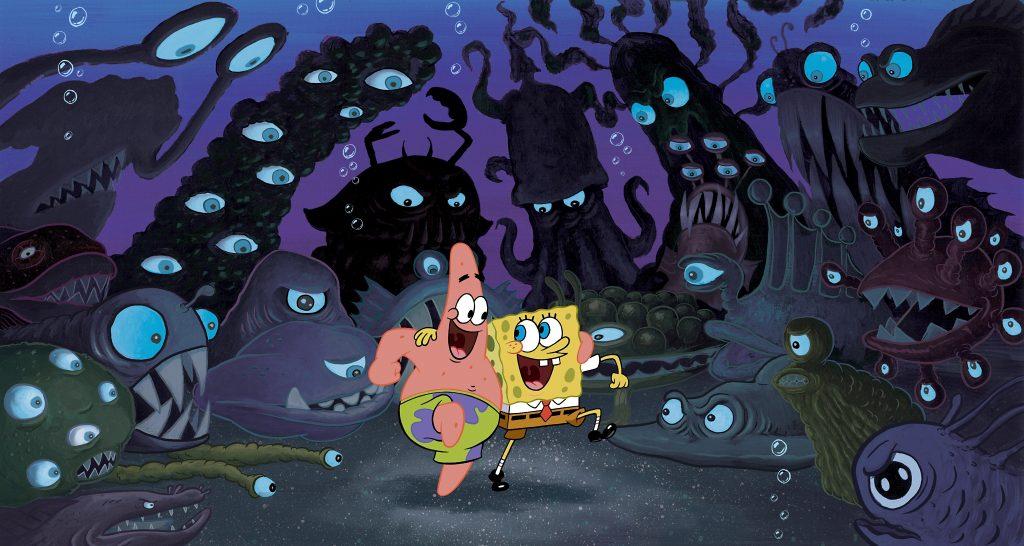 SpongeBob SquarePants: a 20th-birthday Millennial ode | Datebook