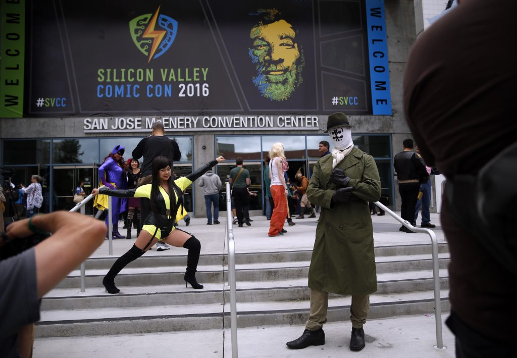 Silicon Valley Comic Con 2019: An insider's guide   Datebook