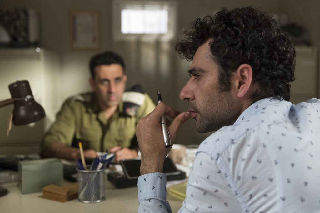 Review: In 'Tel Aviv on Fire' creativity trumps ethnic conflict