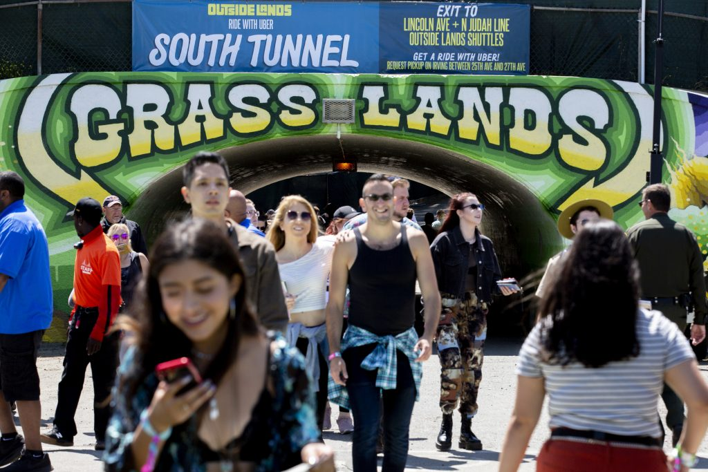 Outside Lands 2019: How to buy marijuana and smoke it legally at the