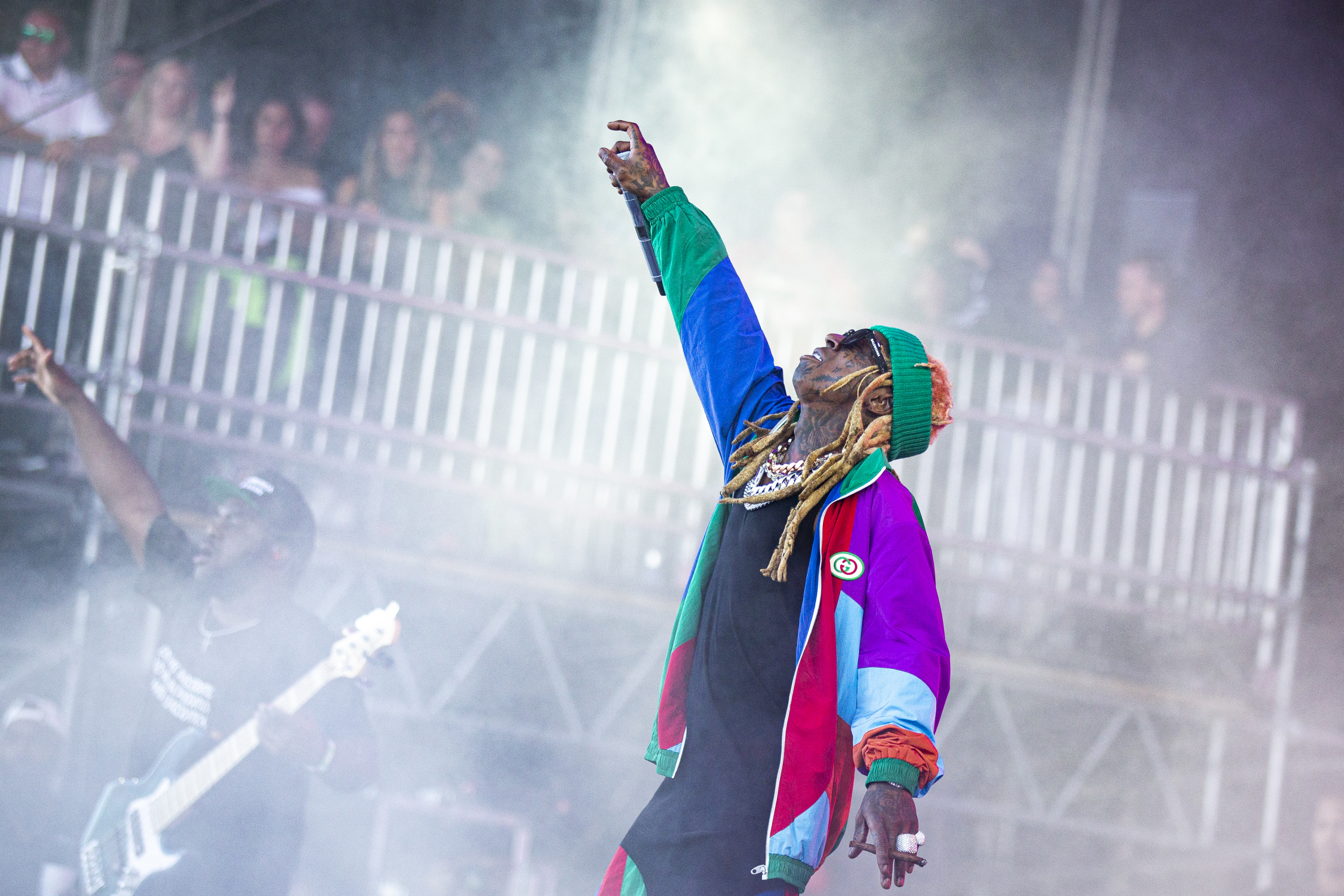 Lil Wayne's set at Outside Lands tone-deaf amid high alert