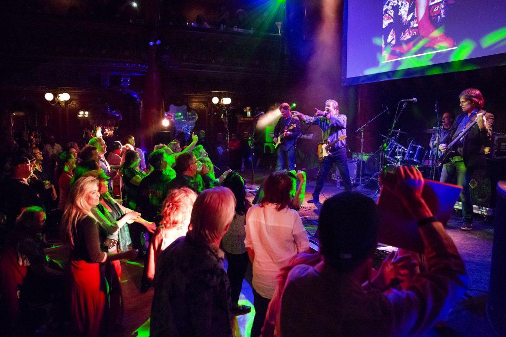 Great American Music Hall jams in tribute to 'Keystone Freddie