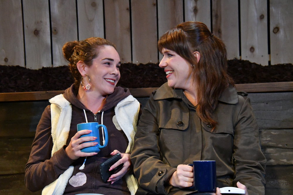 Review: Gritty realities of motherhood center stage in 'Cry