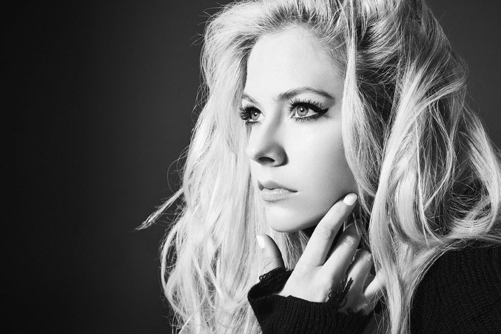 Pop Quiz Avril Lavigne On Growing Up Baring It All And Why She