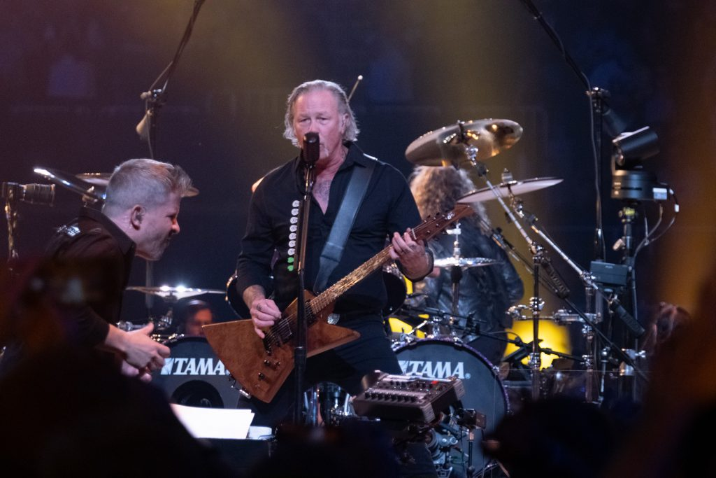 Review: Metallica, SF Symphony make grand racket at Chase