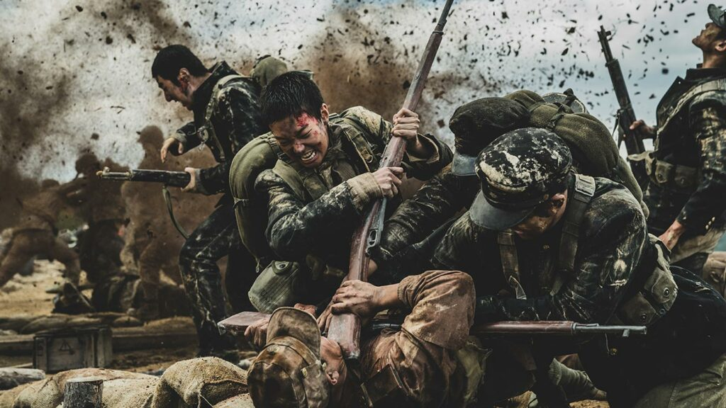 Review Battle Of Jangsari Shows The Korean War From The Korean