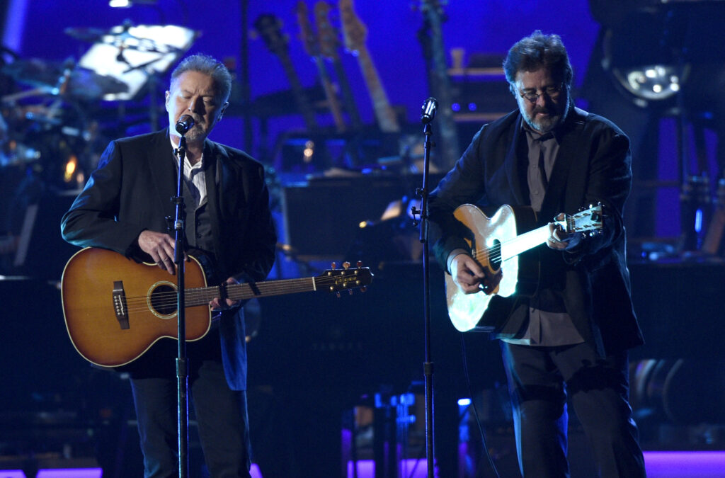 Eagles announce 'Hotel California' tour dates at Chase ...