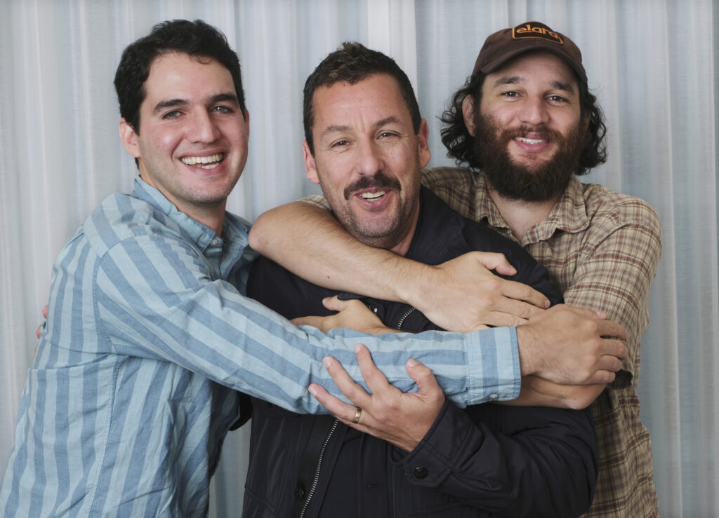 Safdie Brothers Roll The Dice With Adam Sandler In Uncut