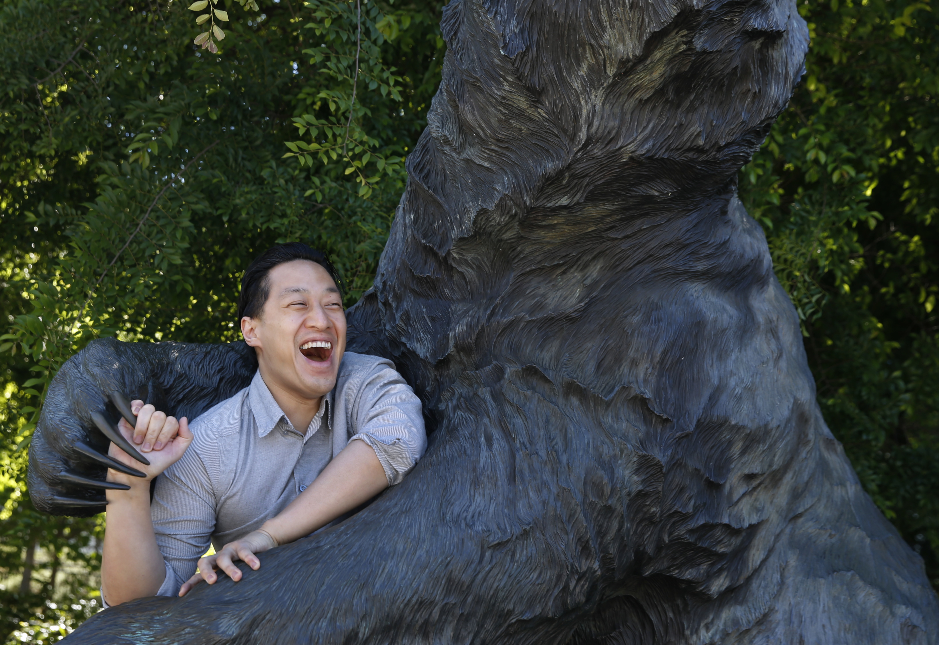 Bay Area Creator Of We Bare Bears Marks End Of Series With New Movie Datebook