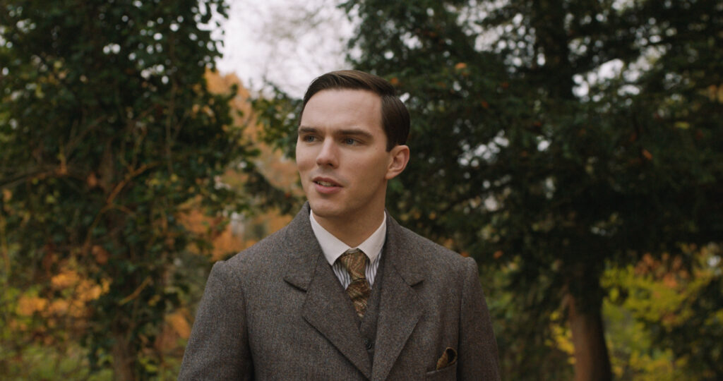 Nicholas Hoult plays animated squire in one Hulu show ...