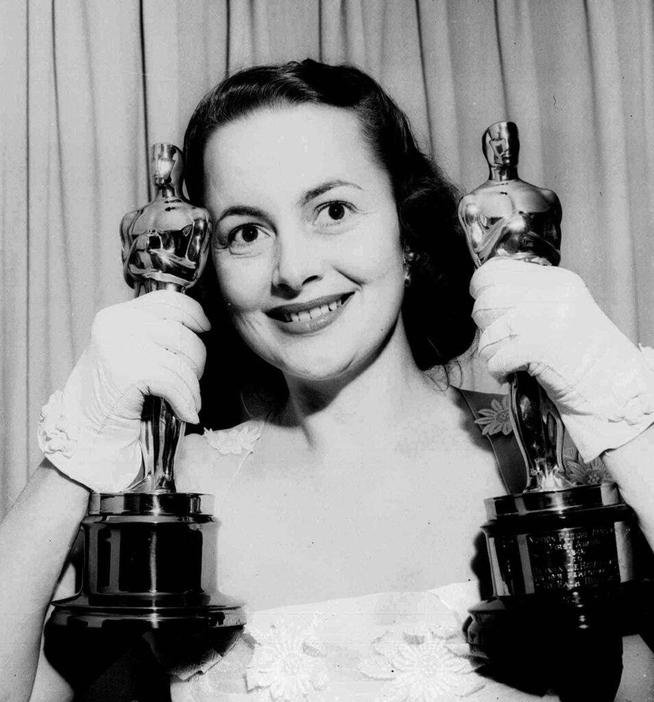 Bay Area's Olivia de Havilland, 2-time Oscar-winning screen legend ...