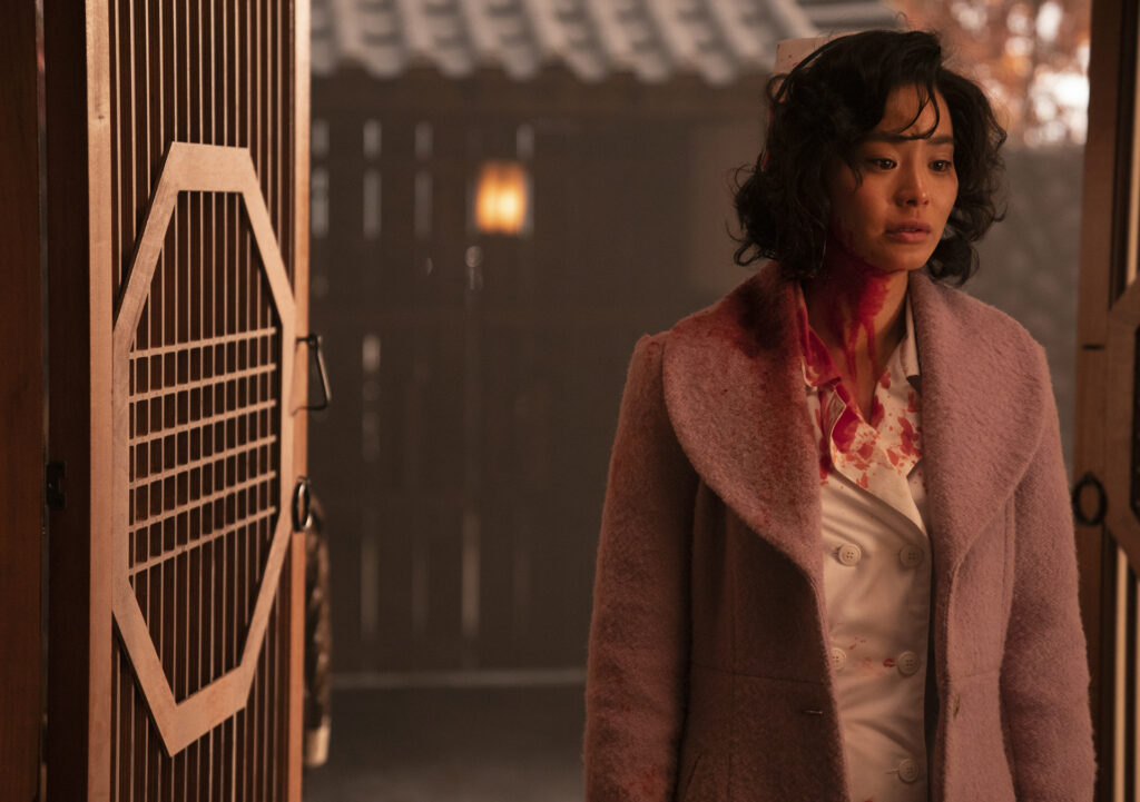 Jamie chung em lovecraft country