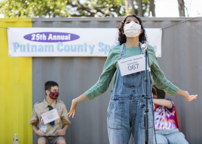 How to perform a musical during the pandemic? Masks and microphones