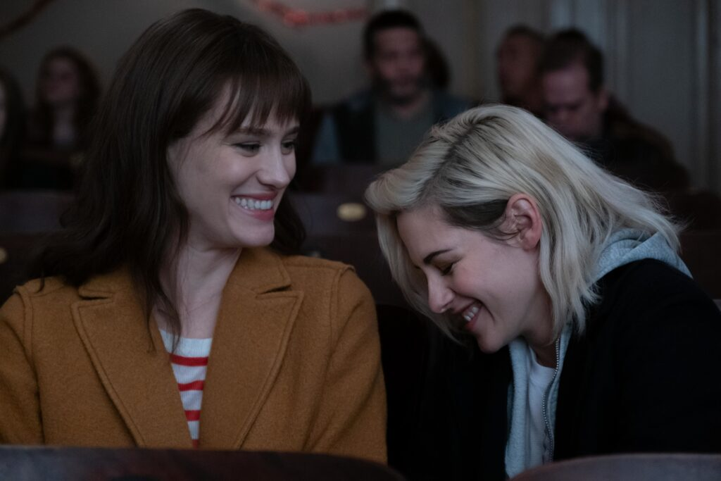 Review: Kristen Stewart is terrific in 'Happiest Season,' a lesbian Christmas story for the ages ...