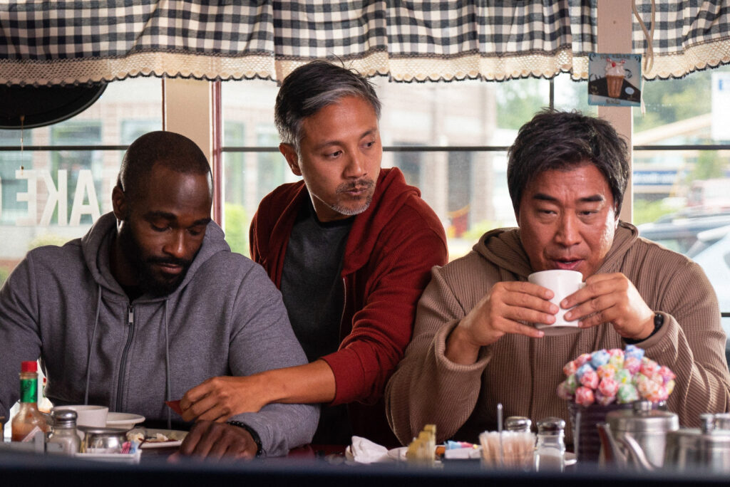 Review: 'The Paper Tigers' not just another old guy action film