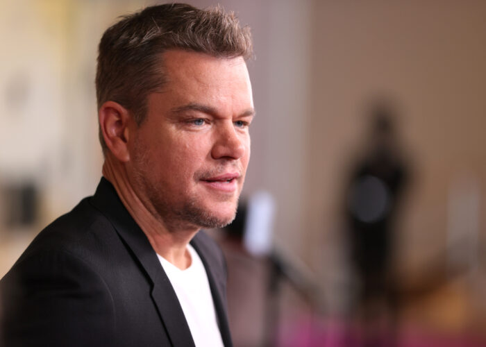 Matt Damon says he's retiring 'the f-slur' at daughter's urging. Here's why it matters